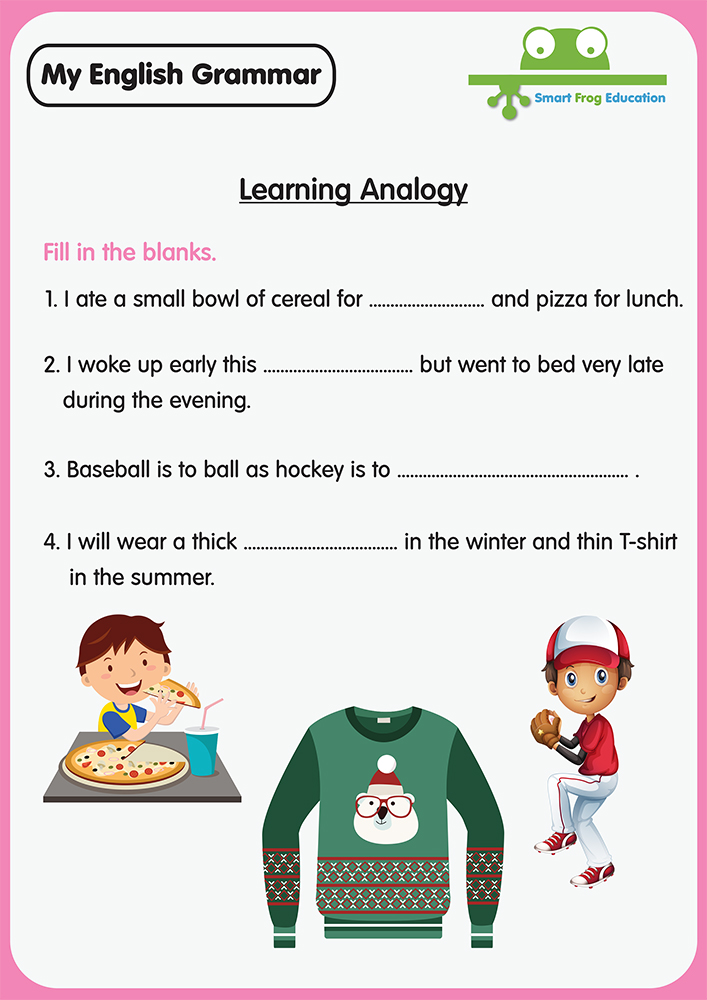 Learning Anology Smart Frog