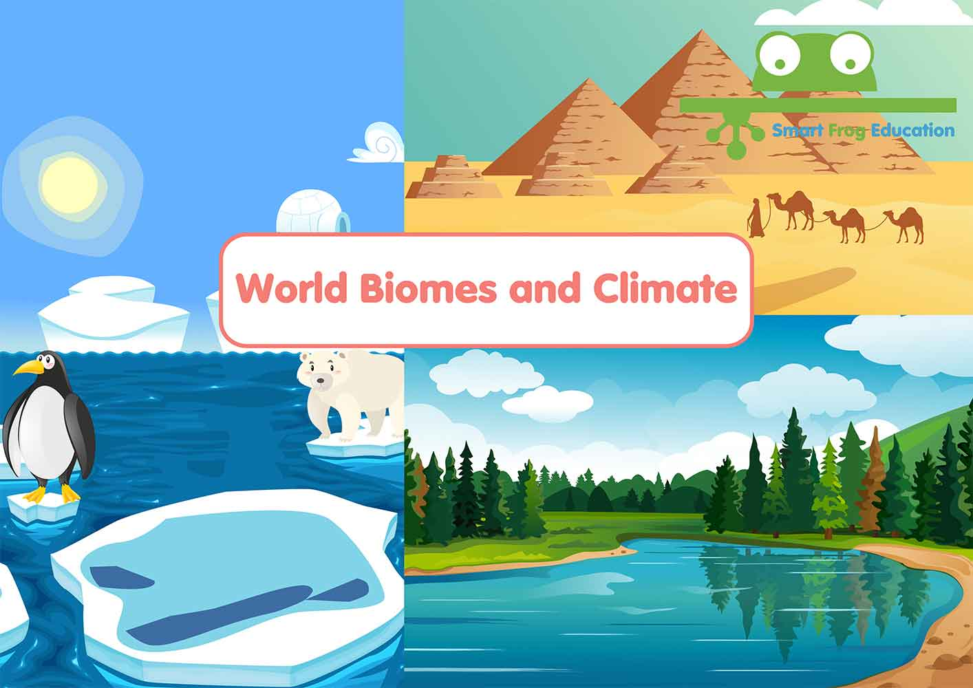 World biomes and climate smart frog the teaching about the different biomes and climates that make our planet what it is today complete with engaging and dynamic maps go interactive gumiabroncs Images